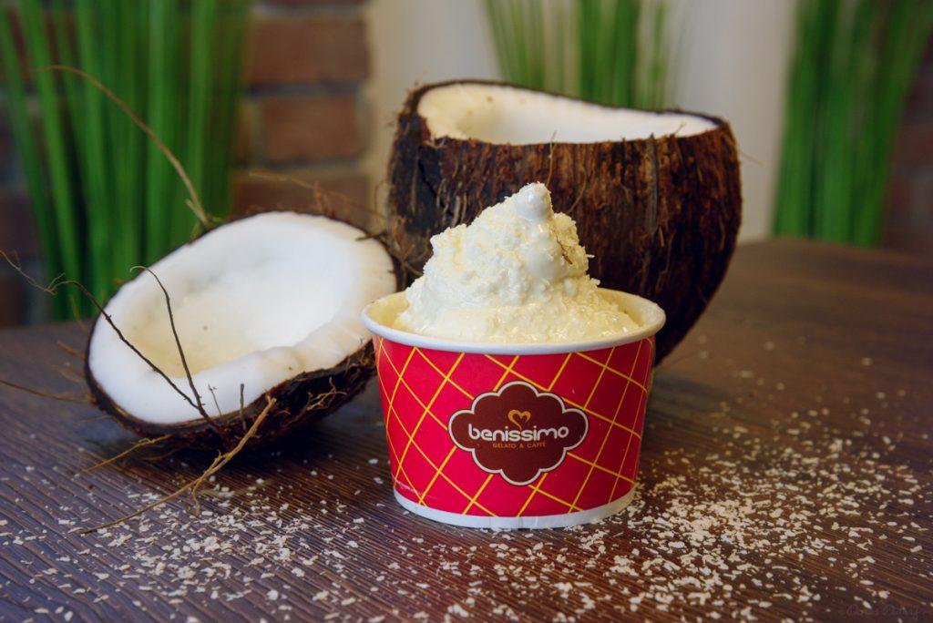 Benissimo gelato coconut