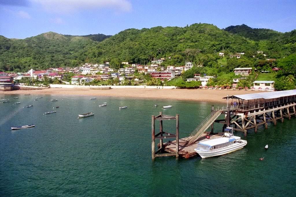 Muelle de Isla Taboga-Mi Guia Panama