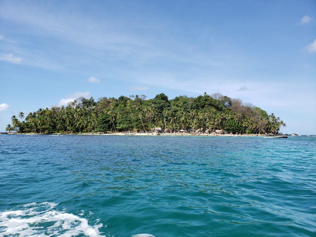 Isla Mamey, Colón
