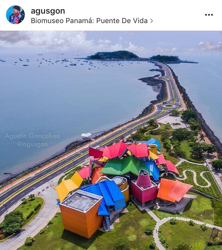 @agusgon-Los artistas que capturan la belleza de Panamá. Mi Guia Panamá