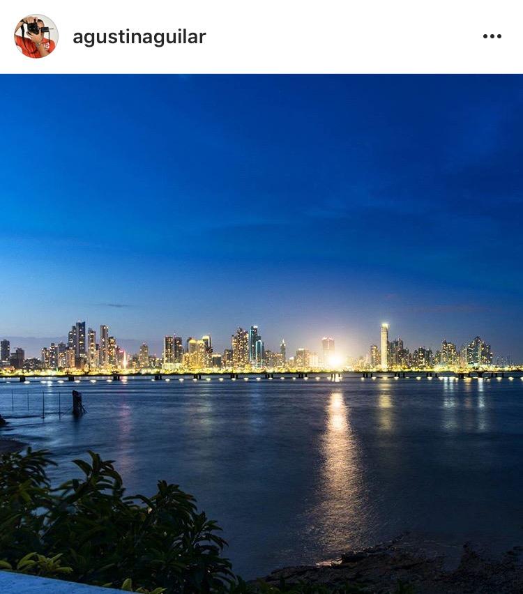 @agustinaguilar Mi Guia Panamá