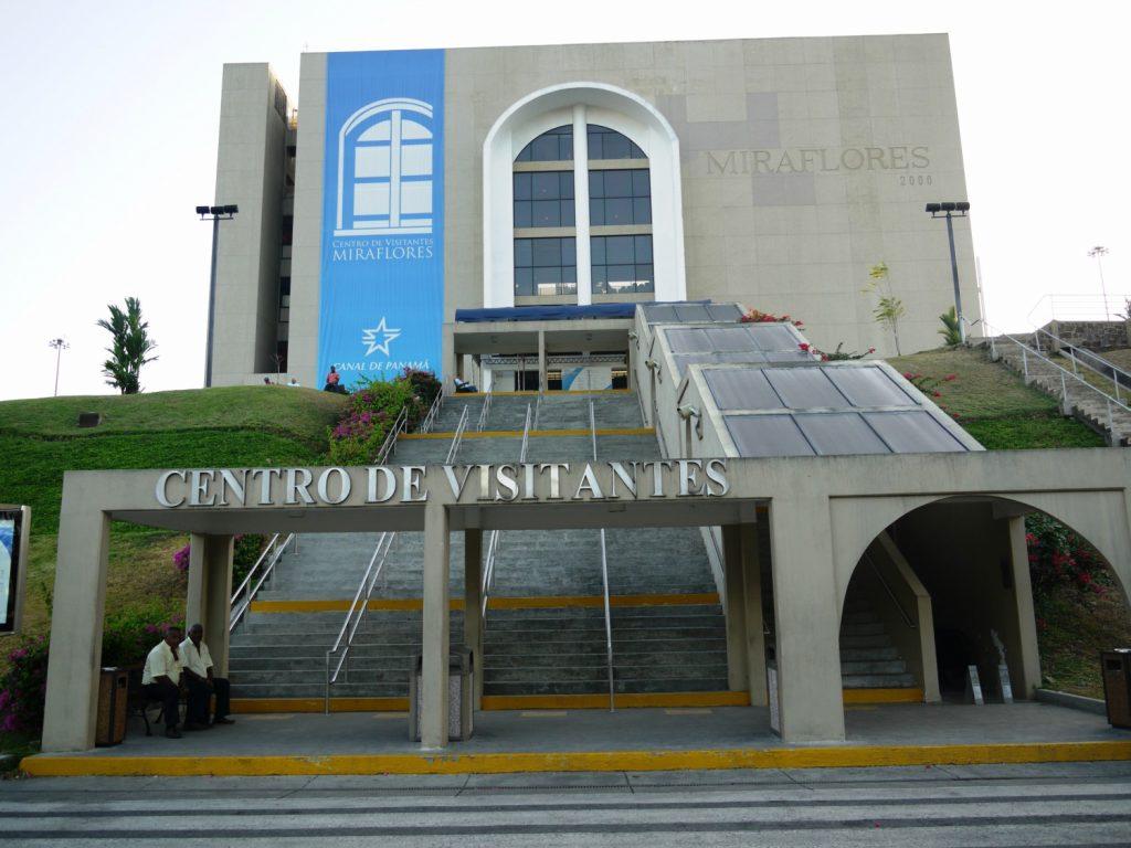 Centro de visitantes Miraflores-MiGuiaPanama