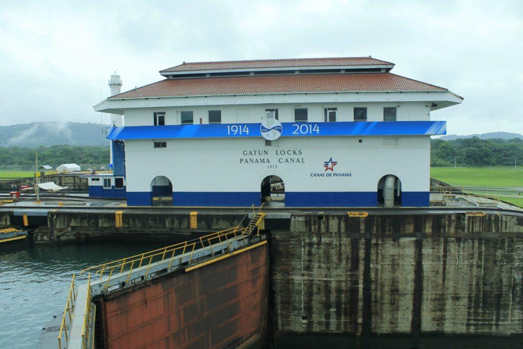 Centro de visitantes Esclusas de Gatún-MiGuiaPanamá