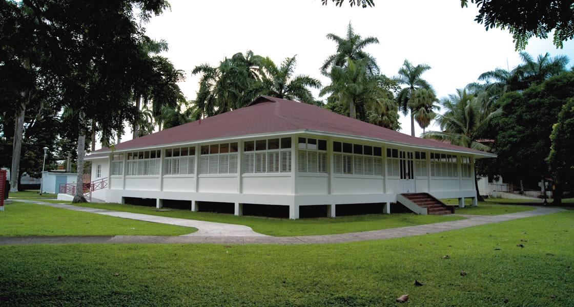 Centro de Visitantes de Ciudad del Saber-MiGuiaPanama