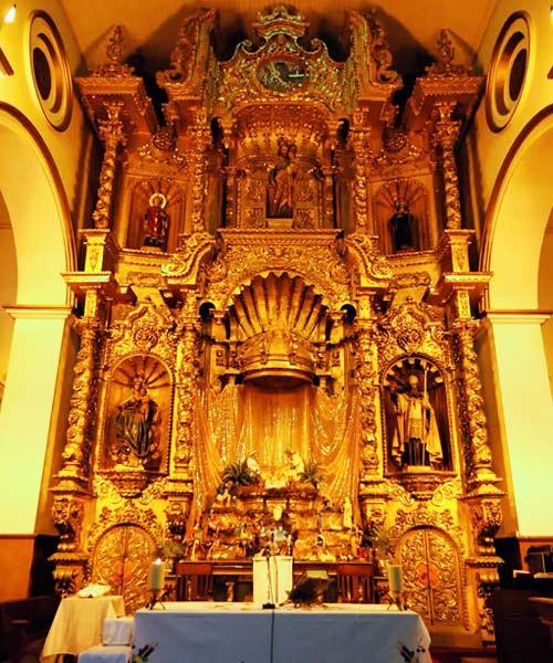 Iglesias de Panamá-Iglesia de San Jose